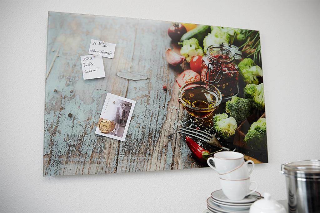 onair GmbH — Magnettafeln in der Küche